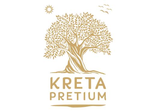 Kretapretium Logo Produkt