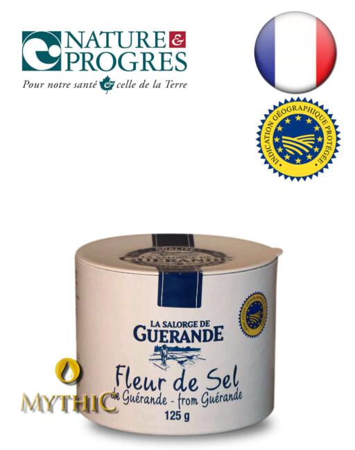 Fleur De Sel De Guérande - Meersalz