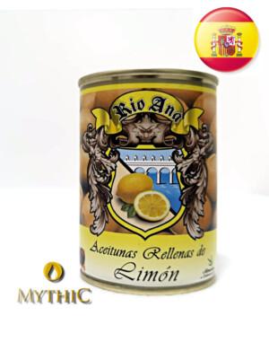 Aceitunas Rellenas de Limón