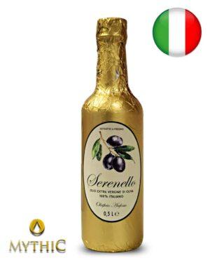 ANFOSSO SERENELLO OLIO EXTRA VERGINE, 500 ml
