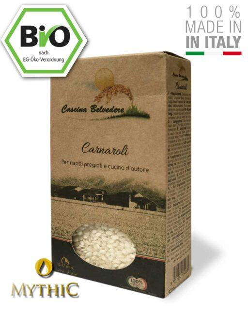 Carnaroli Risottoreis Cascina Belvedere Nerone Bio Organischer Anbau &Quot;Extra-Qualität&Quot;