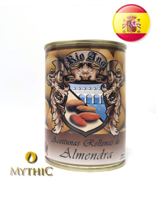 Manzanilla-Oliven Mit Mandelpaste Rio Ana Aceitunas Rellenas De Almendra