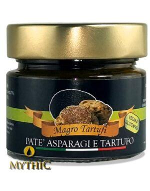 Patè di ASPERAGIE e Tartufo Nero