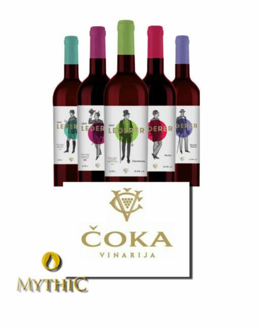 Graf Lederer Sortenweine