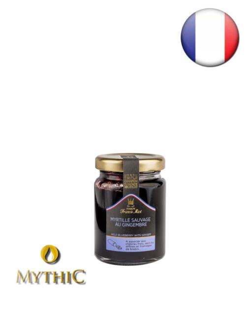 Myrtille Sauvage Au Gingembre